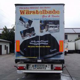 Dorfgastein / Würstelbude
