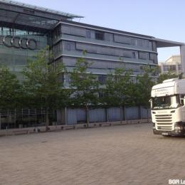 Hauptversammlung Audi AG 2014
