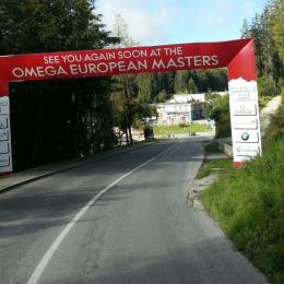 Omega European Masters 2014  Crans Montana